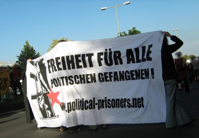 Politische Gefangene